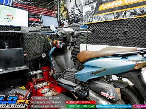 canh chỉnh xăng xe máy
