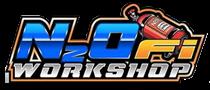 logo của n2o fi store